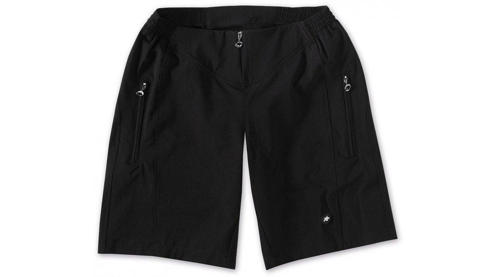 Assos trackShort Signature Shorts 裤装 短 男士 型号 L blockBlack