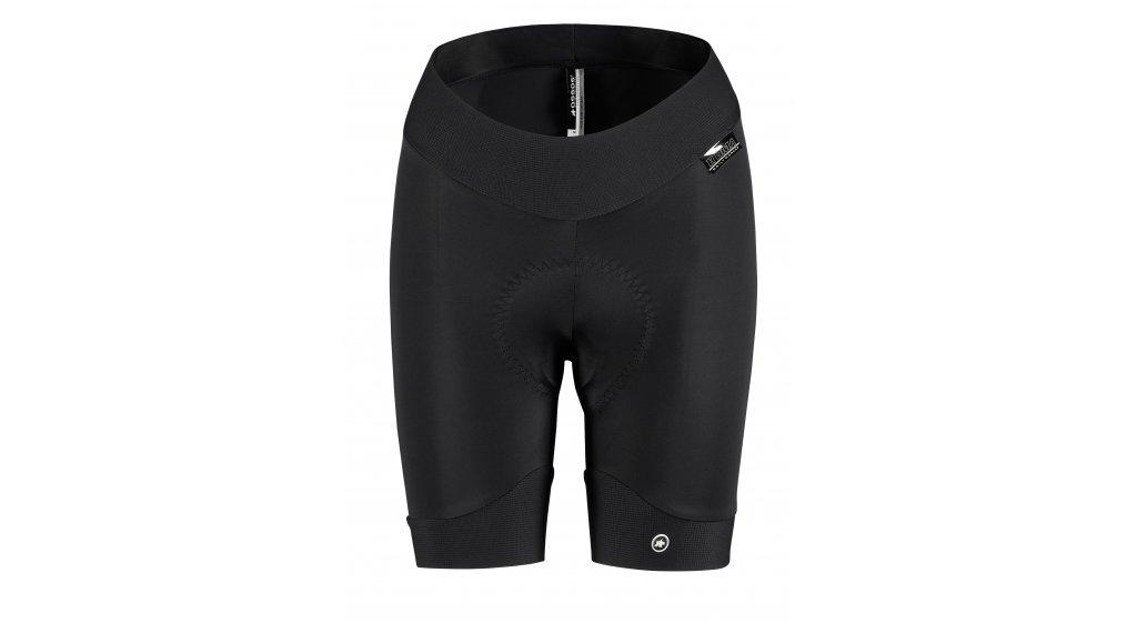Assos Uma GT S7 Half shorts pant short ladies (uma GT- seat pads) size M blackSeries