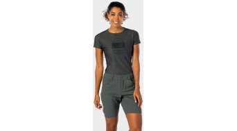 Bontrager Adventure pant short ladies dnister black