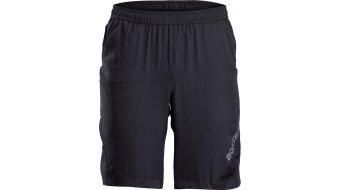 Bontrager Quantum pantaloni corti da uomo shorts . (US) black