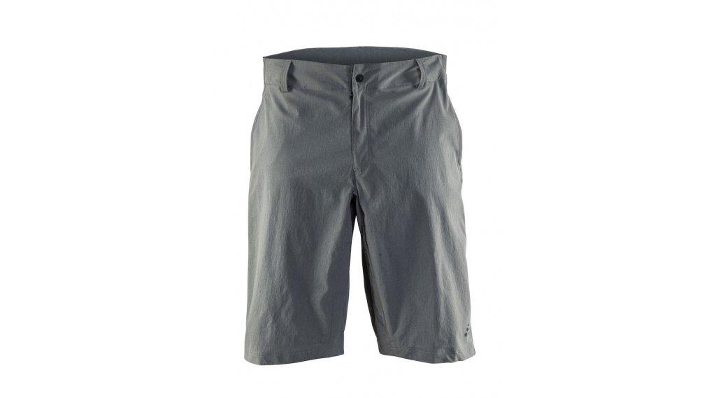 Craft Ride Shorts Fahrrad-裤装 男士 短 型号 XL dk grey melange