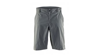 Craft Ride shorts vélo- pantalon hommes court taille dk grey melange