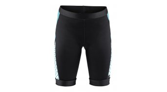 Craft vélo shorts Junior vélo- pantalon enfants court taille 134/140 black/heal- Sample