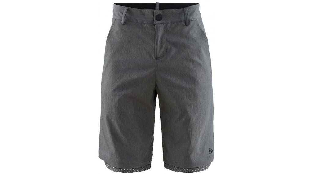 8415ff19 Craft Ride Habit shorts MTB- pant short men size XS dark grey melange