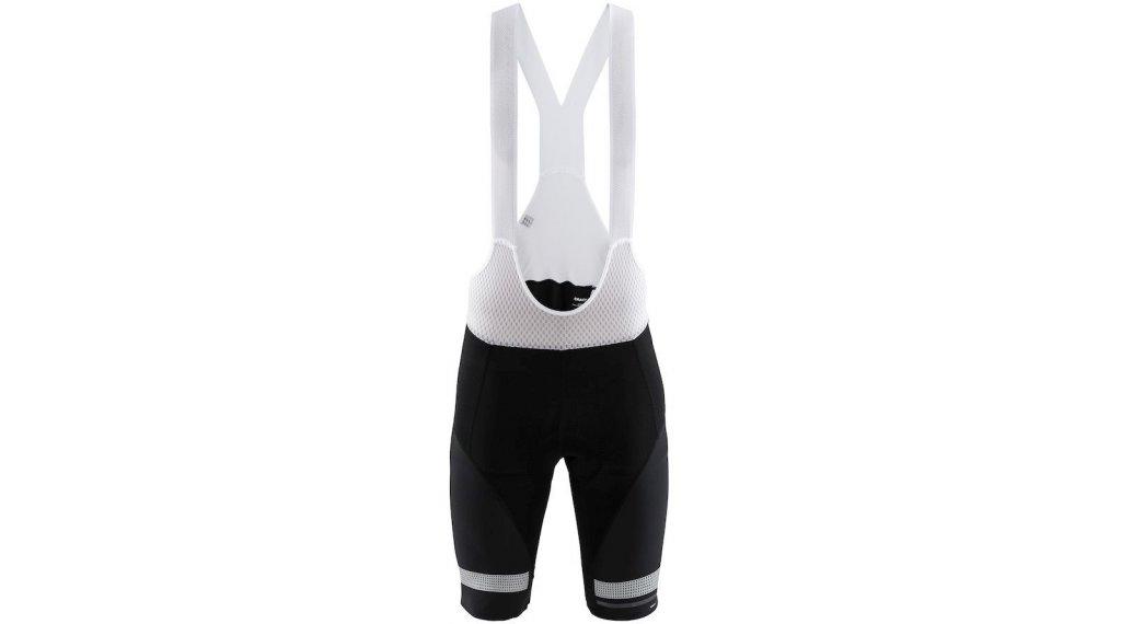 Craft Hale Glow Bib Shorts 裤装 短 男士 型号 XS black/silver