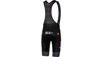 Castelli Team Sky Volo Trägerhose kurz Herren-Bib Shorts (Kiss Air Sitzpolster) black