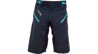 Dirtlej Trailscout Waterproof Shorts Hose kurz Herren dark blue/blue