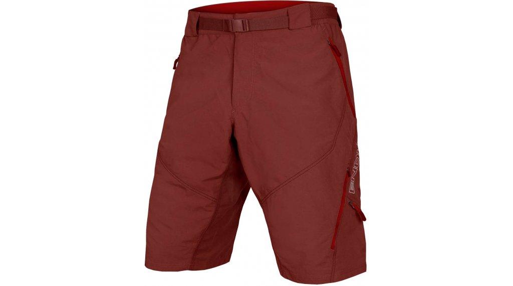 Endura Hummvee II pantalón corto(-a) Caballeros (200-Series-acolchado) tamaño L cocoa