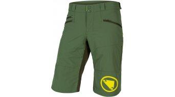 Endura SingleTrack II Shorts Hose kurz Herren Gr. S forest green