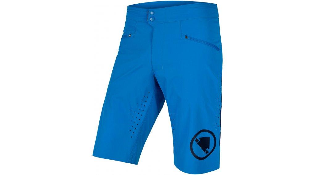 Endura SingleTrack Lite 裤装 短 男士 标准-Fit 型号 XL azure blue