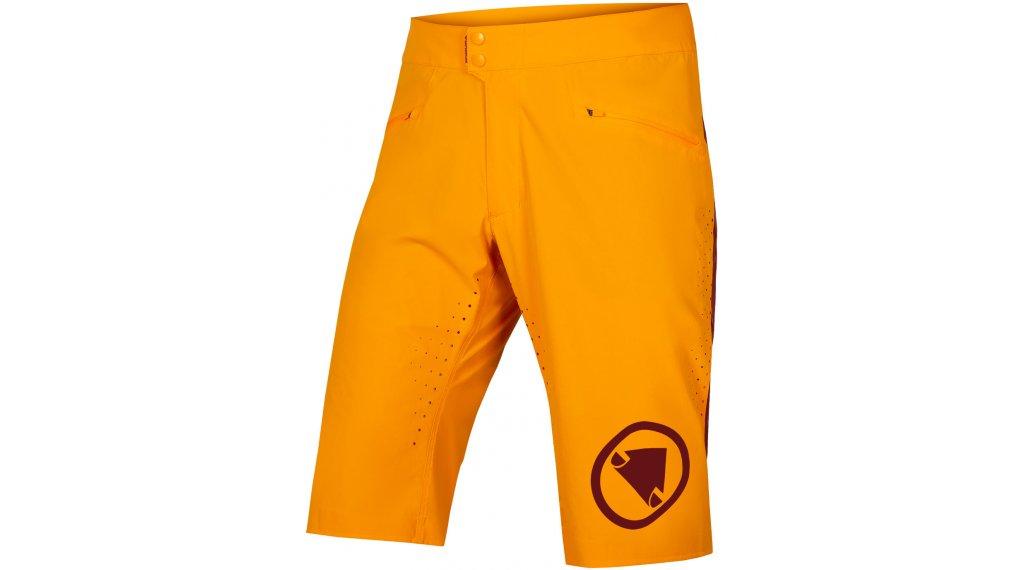 Endura SingleTrack Lite 裤装 短 男士 标准-Fit 型号 L tangerine