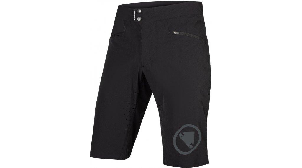 Endura SingleTrack Lite 裤装 短 男士 标准-Fit 型号 L black