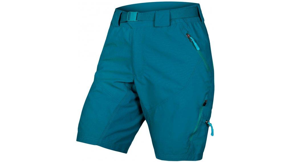 Endura Hummvee II 裤装 短 女士 (200-系列-臀部垫层) 型号 L kingfisher