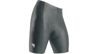 Endura 6-Panel pantalón corto(-a) Caballeros-pantalón bici carretera corto (300-Series-acolchado) negro