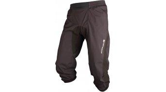 Endura Helium bici carretera-pantalón 3/4-largo(-a) Caballeros (sin acolchado) negro
