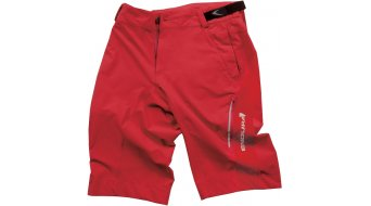 Endura Singletrack Lite pantalon court hommes- pantalon VTT shorts (sans rembourrage) taille M red