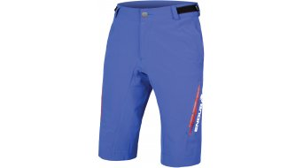 Endura Singletrack Lite Hose kurz Herren-Hose MTB-Shorts (ohne Sitzpolster) Gr. S blau