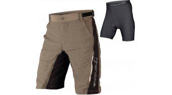 Endura Singletrack II pantaloni corti da uomo shorts (200-Series-fondello) .