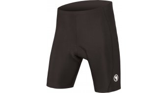 Endura 6-Panel road bike shorts pant short men (200-Series- seat pads) black