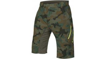 Endura Hummvee Lite II MTB-Shorts pantalón corto(-a) Caballeros (200-Series-acolchado)