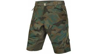 Endura Hummvee II MTB- shorts broek kort(e) heren (200-Series-zeem) maat XL camouflage