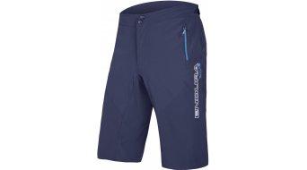 Endura MTR II Baggy VTT- shorts pantalon court hommes (sans rembourrage) taille marine bleu