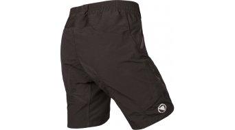 Endura Hummvee II 裤装 短 女士 (200-系列-臀部垫层) 型号 XXS black