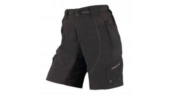 Endura Hummvee Classic pantalón corto(-a) Señoras-pantalón MTB Shorts (sin acolchado) negro