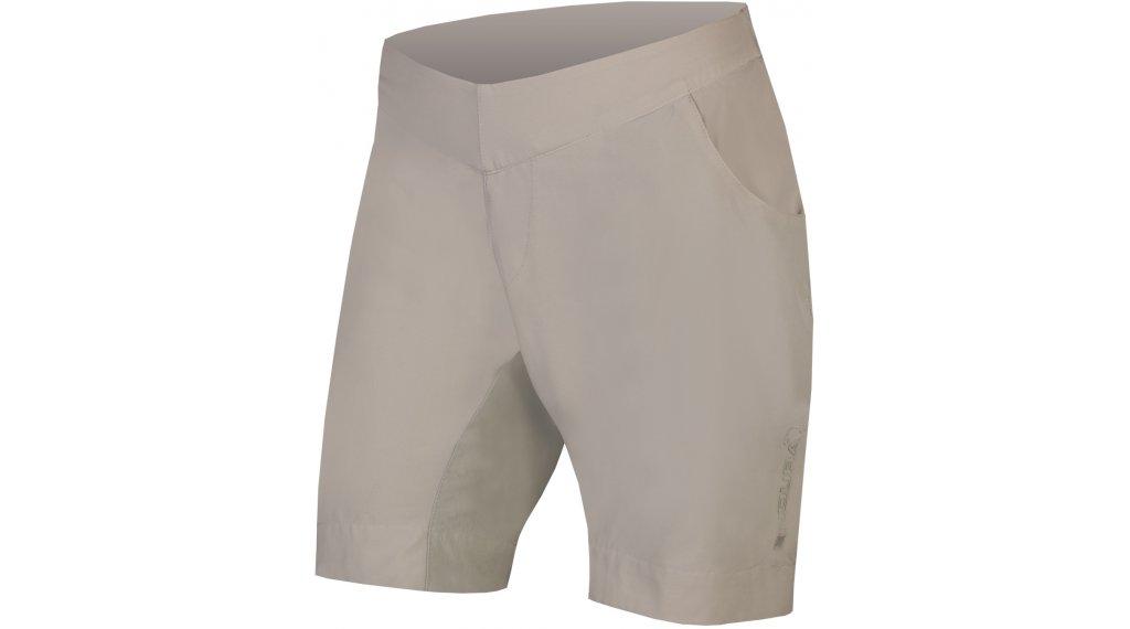 Endura Trekkit Shorts pantalón corto(-a) Señoras (300-Series-acolchado) tamaño XS soft tint