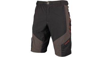 Endura Hummvee pánské cyklistické kraťasy MTB Shorts (200-Series-cyklistická vložka) velikost XXL grey