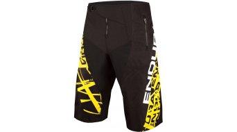 Endura MT500 Burner Ratchet Hose kurz Herren-Hose MTB Shorts (ohne Sitzpolster) black
