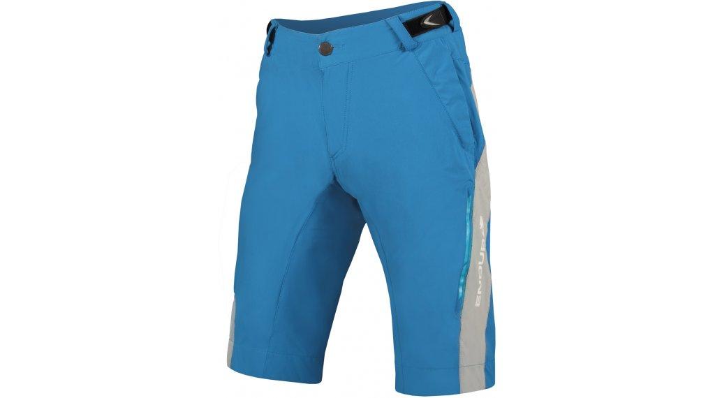 Endura Singletrack Lite Hose kurz Herren-Hose MTB Shorts (ohne Sitzpolster) Gr. XL ultramarine