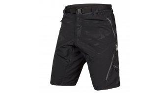 Endura Hummvee II pantalón corto(-a) Caballeros (200-Series-acolchado) tamaño M negro camo