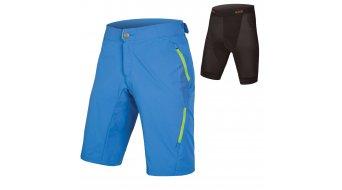 Endura Singletrack Lite II MTB-Shorts pantalón corto(-a) Caballeros (500-Series-acolchado) ozeanblau