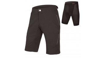 Endura singletrack Lite II MTB- shorts pant short men (500-Series- seat pads) black