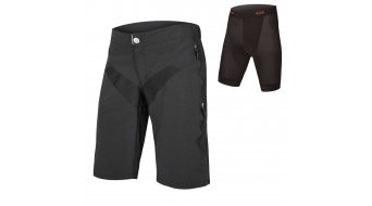 Endura singletrack MTB- shorts pant short men (500-Series- seat pads) black