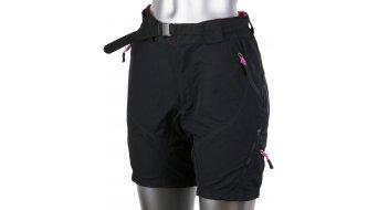 Endura Hummvee II MTB Shorts pantalón corto(-a) Señoras (200-Series-acolchado) tamaño XS negro(-a)- MODELO DE DEMONSTRACIÓN sin forro interior