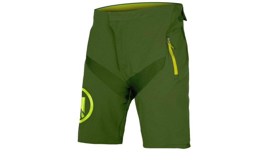Endura Kids MT500JR MTB pantalón corto(-a) niños tamaño 11-12yrs waldgrün