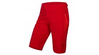 Endura singleTrack LT Short II MTB pant short ladies rust red