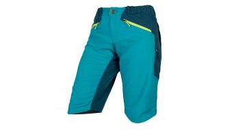 Endura singleTrack Short MTB pant short ladies size S pazifik blue