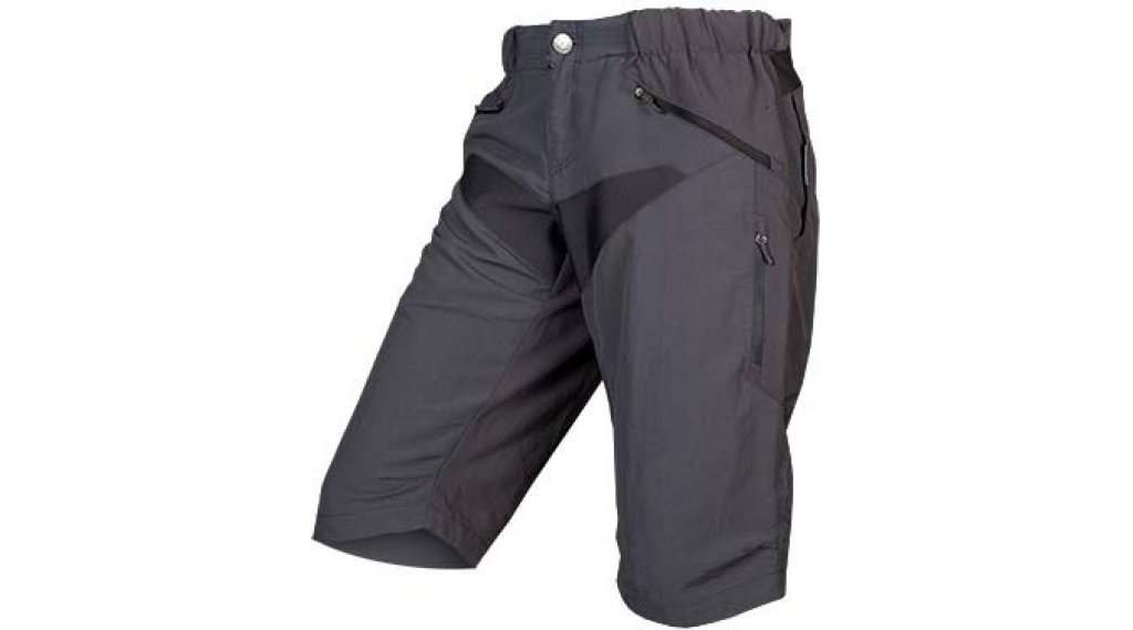 Endura SingleTrack Shorts Hose kurz Damen Gr. XS anthracite