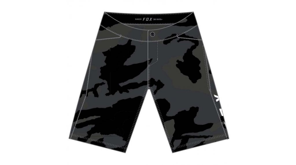 Fox Ranger MTB(山地)-Short 裤装 短 男士 型号 28 black camo