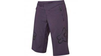 FOX Defend MTB-Short nadrág rövid női Méret M sötét lila