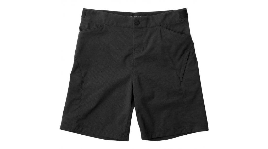 Fox Ranger Short Pantalon Court Enfants Double Density Rembourrage Gr 26 Noir