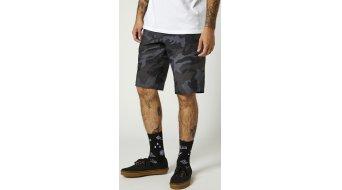 FOX Essex Tech Print pantalon court hommes Gr. 34 noir:camo- Sample