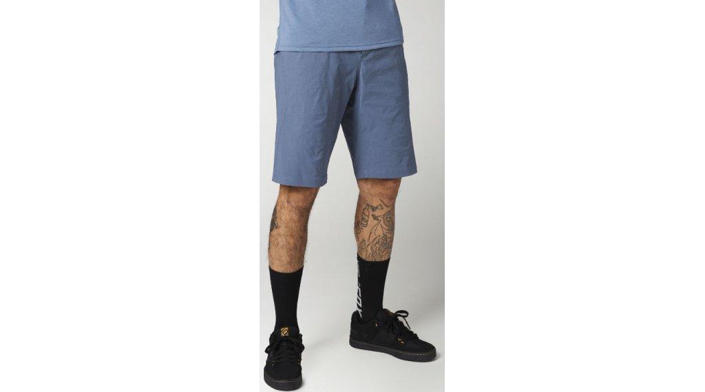 Fox Ranger corto pantalón corto(-a) Caballeros (EVO-acolchado) tamaño 32 mt azul