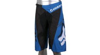 Fox Giant Demo DH Hose kurz Herren-Hose Shorts (ohne Sitzpolster) Gr. 34 blue