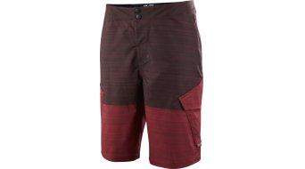 Fox Ranger Cargo Print Hose kurz Herren-Hose Shorts (Pro Form-Sitzpolster) Gr. 38 heather red