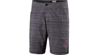 FOX Lynx pantalone corto da donna- pantalone shorts (Evo-fondello) . heather black