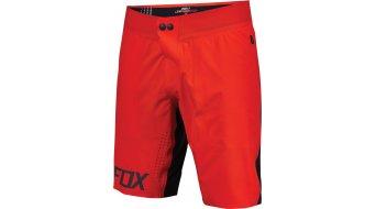 Fox Livewire Pro Hose kurz Herren-Hose Shorts (Pro-Sitzpolster) red